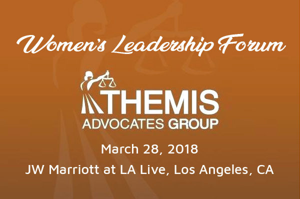 Women's Leadership Forum Presented by Themis Advocates Group | MRC Houston